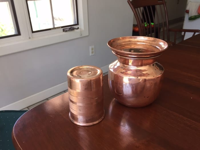 How Drinking Water from a Copper Vessel Improves Your Health