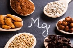 Dietary magnesium tied to lower risk of heart disease and diabetes