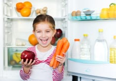 Kids Nutrition: Guidelines for a healthy diet