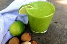 "This Green Tea Smoothie Recipe Is the Perfect Kind of ""Detox"""