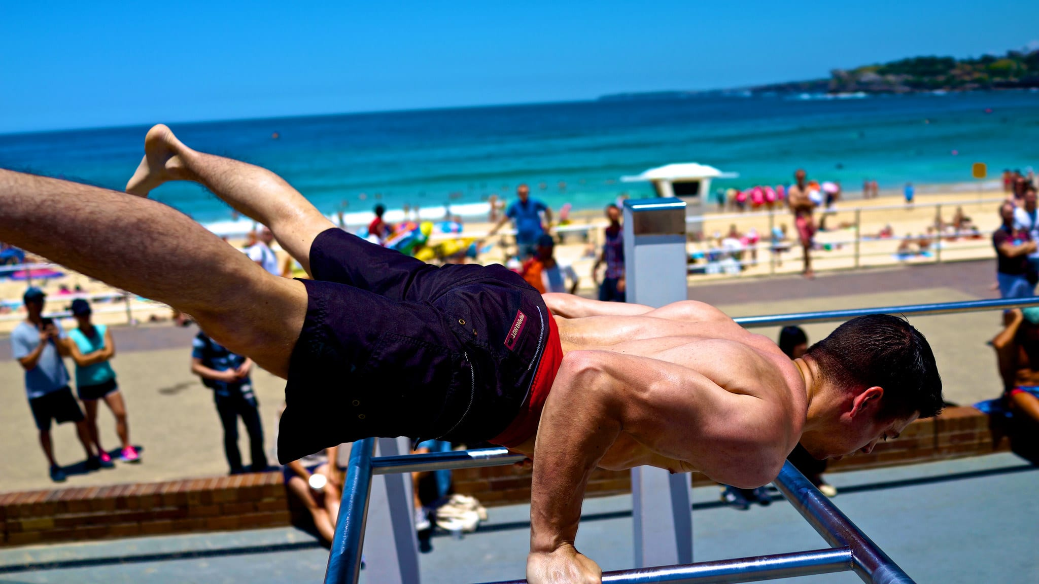 Calisthenics The Ancient Greek Workout For A Shredded Body