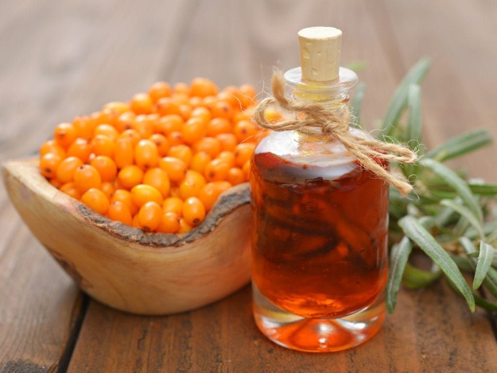 Beneficial features of Sea Buckthorn Oil