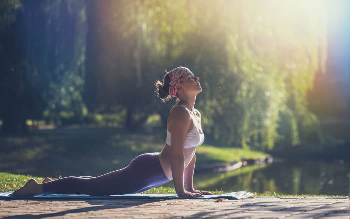7 Easy Yoga Moves To Bolster Your Chest Training