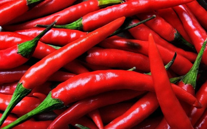 How Chili Peppers Help against Arthritis Pain