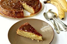 Powerful Anti-inflammatory and Anti-Cancer Turmeric Spiced Banana Cake