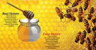 There Is Real Honey And Fake Honey – How To Check The Purity Of Honey ?