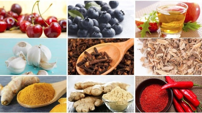 Food Is Medicine: 20 Natural Painkillers in your Kitchen