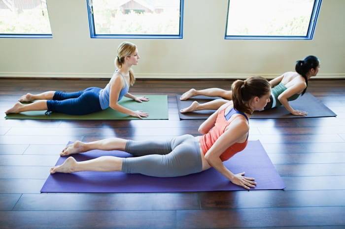 7 Yoga Poses for Better Posture