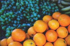 Orange and Grapes for Diabetes and Other Diseases