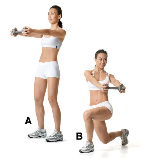 Basic-Workout-Lunge-with-Rotation