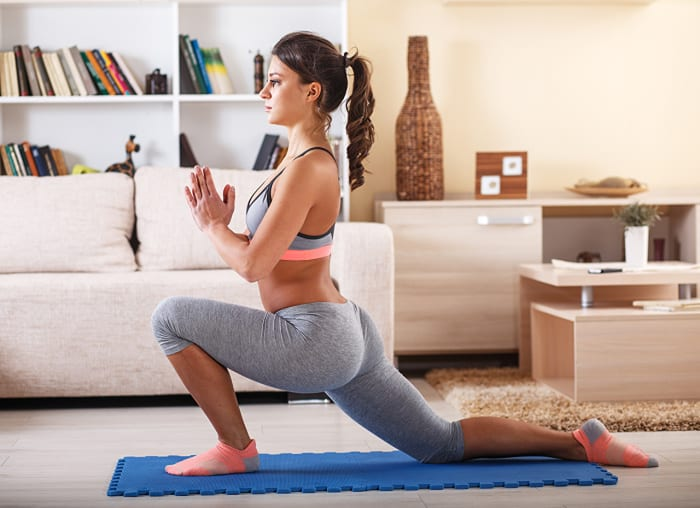 10 Week No-Gym Home Workout Plan That Burns Fat Guaranteed