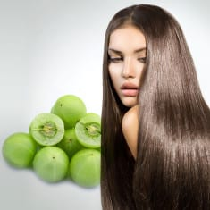 Rejuvenating Amla Hair Mask That Reverses Hair Fall