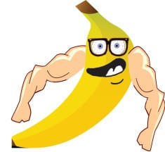A Banana May Boost Eye Health!