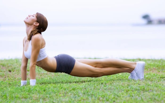 Five Great Exercises for a Slim Waist for the Summer