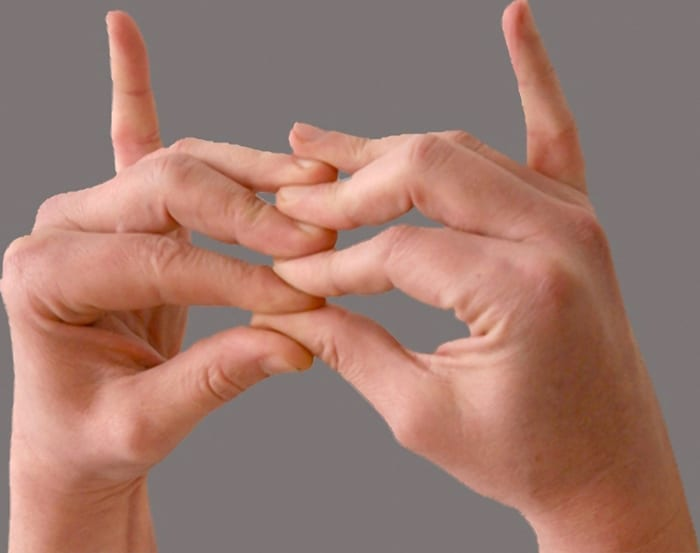 Every Finger Is Connected With 2 Organs: Japanese Methods For Curing In 5 Minutes!