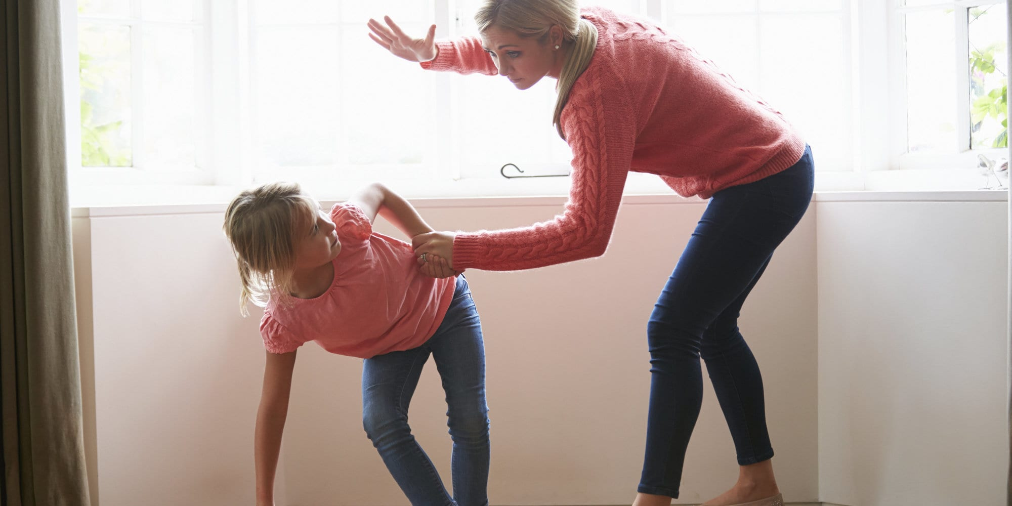 spanking can lead to child abuse