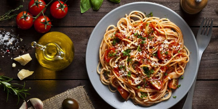 Pasta Isn't Fattening and Can Help You Lose Weight, Italian Study Finds