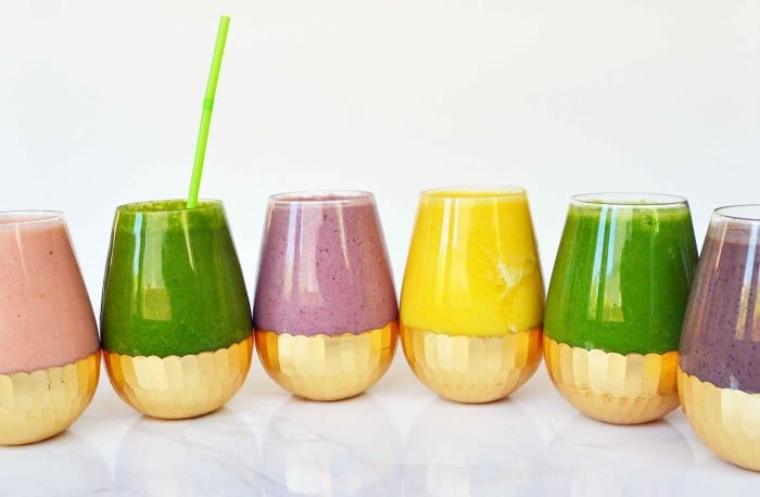5 of the world's easiest drink recipes to reduce pain and inflammation