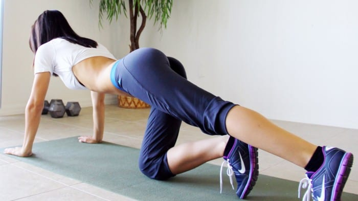 12 Exercises To Tone Your Glutes And Get An Amazing Butt Health