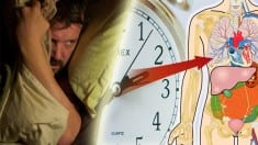 TRADITIONAL CHINESE MEDICINE EXPLAINS WHY YOU KEEP WAKING UP AT NIGHT AND WHAT TO DO TO SOLVE IT