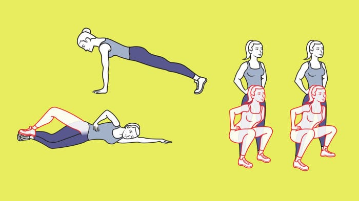 3 Essential Strength Exercises For Runners