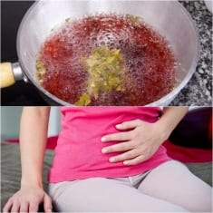 A WONDERFUL TEA THAT WILL REGULATE YOUR BOWELS, REDUCE YOUR BELLY AND TREAT BLOATING!