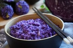 The Most Amazing Health Benefits of Purple Rice