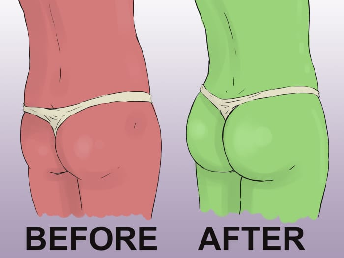 12 Top Exercises To Effectively Shape Your Booty