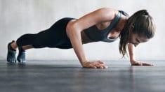 7 Upper-Body Exercises That Banish Bra Bulge