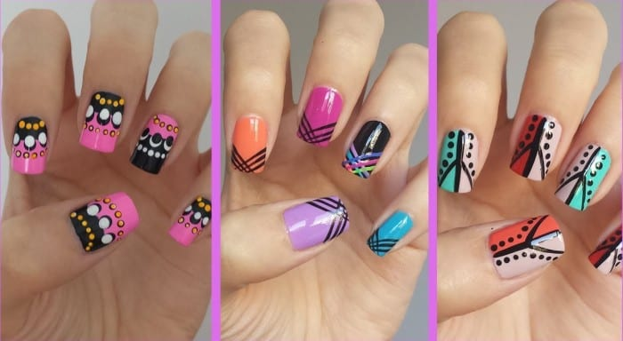 At-Home Nails That Last