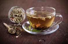 Yohimbe bark tea increases sexual desire & reduces hypertension