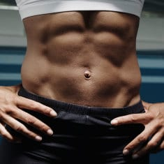 10-Minute Workout to Get a Flat Stomach Quickly