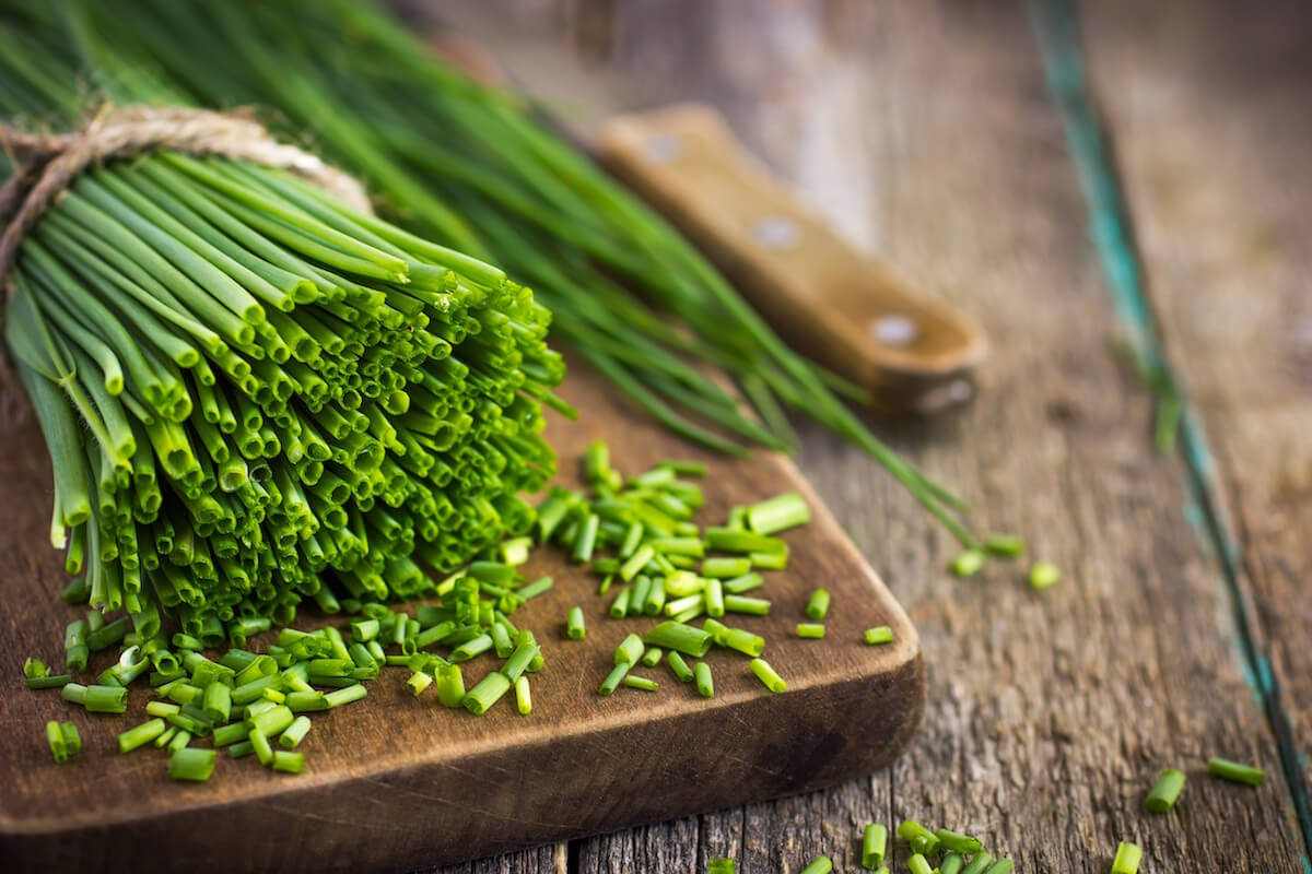 Useful properties of Chives