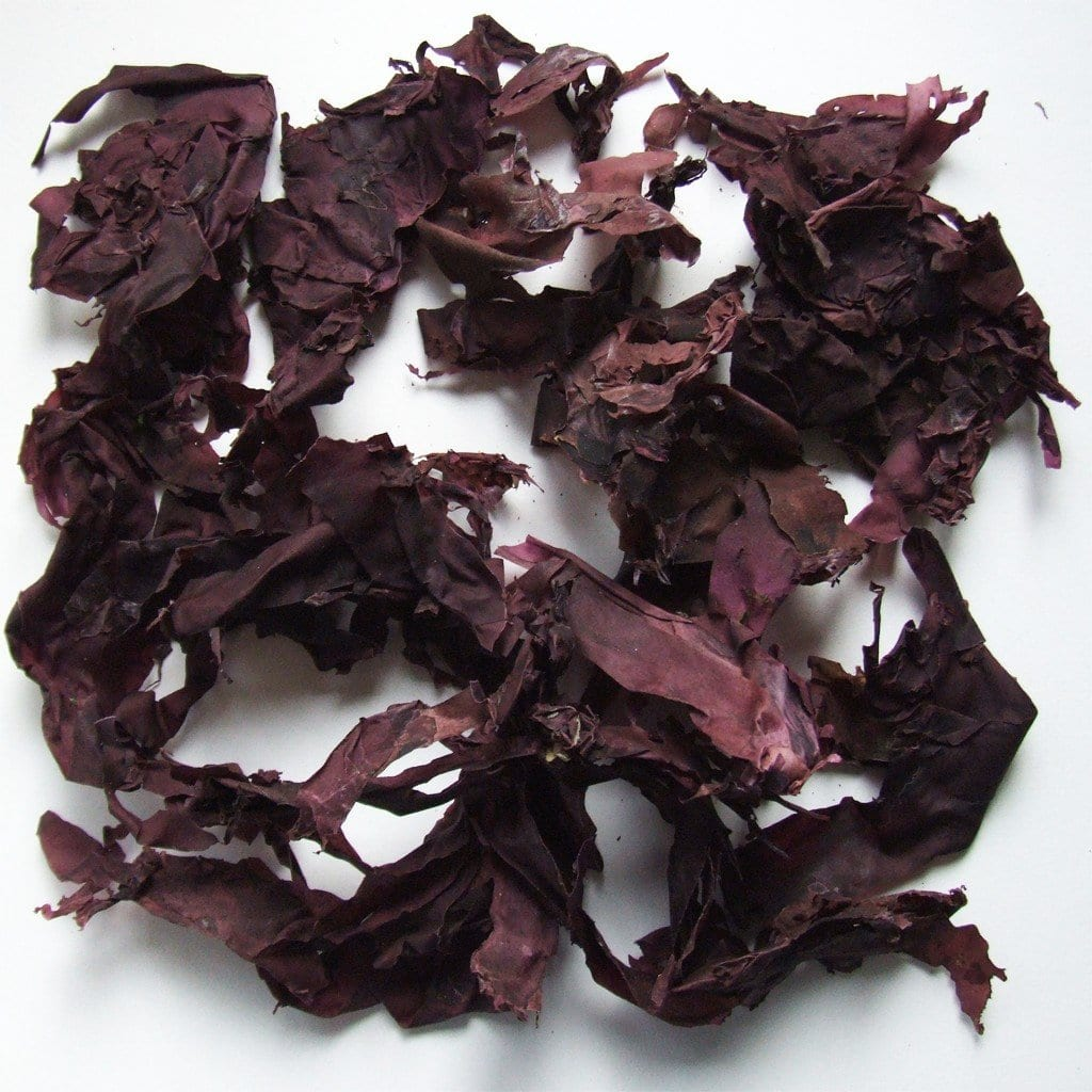 Useful properties of Dulse