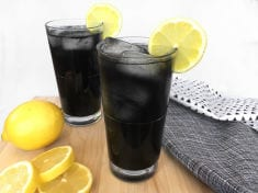 Black Lemonade Recipe for Natural Detoxing, Whiter Teeth and More