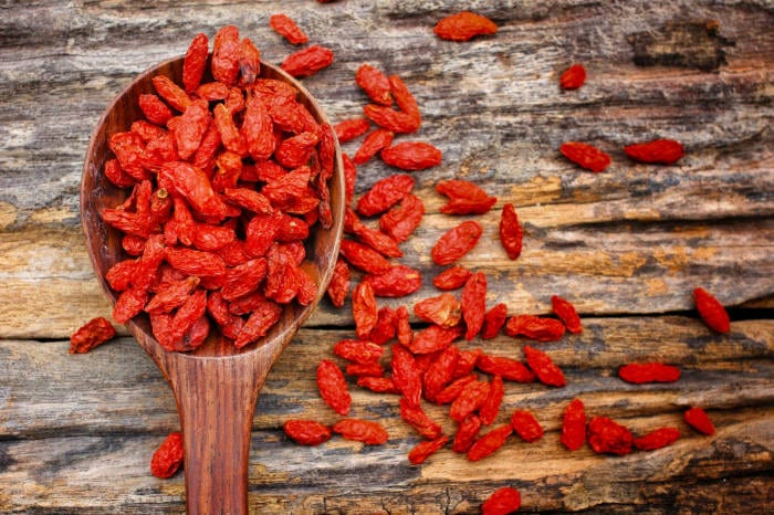 Goji berry uses and health benefits