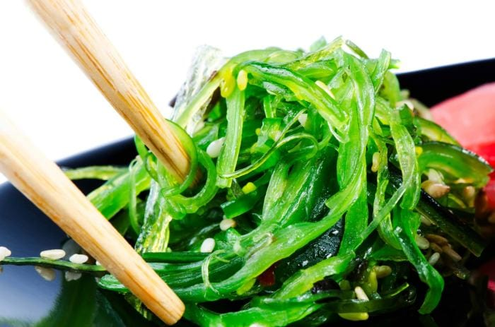 Wakame prevent breast cancer and maintain hormone balance