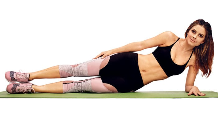 These Are the Ab Exercises Maria Menounos Swears By