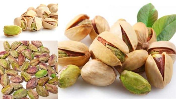 7 Health Benefits of Pistachio Nuts