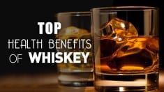 10 Surprising Health Benefits of Drinking Whiskey