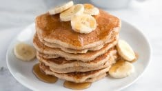 These 5-Minute Protein Pancakes Are About to Make Over Your Mornings