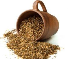 Health benefits of zaatar