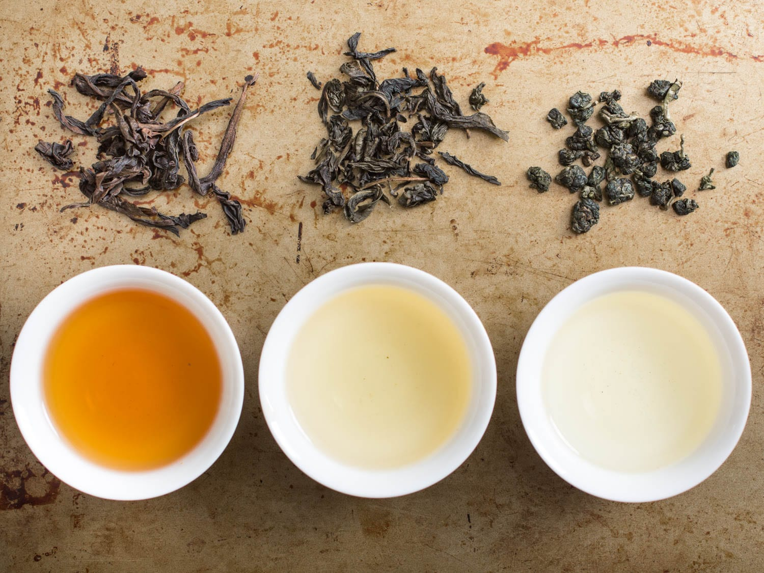Oolong tea benefits for health and body, skin, hair and Side effects