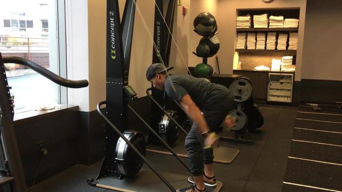 This Cardio Machine Works Your Entire Body (and Will Do Wonders for Your Butt)