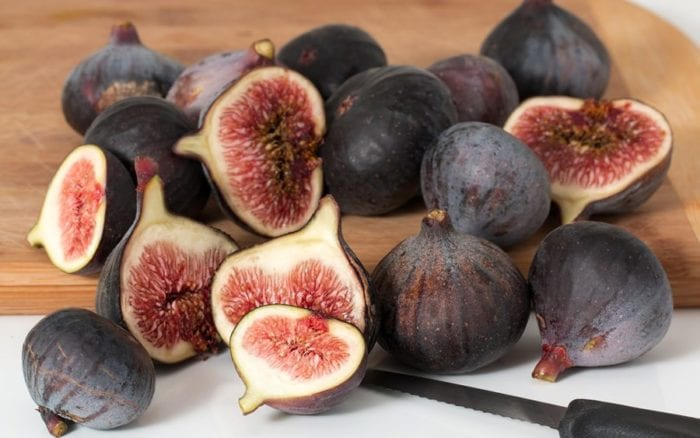 Incredibly healthy figs