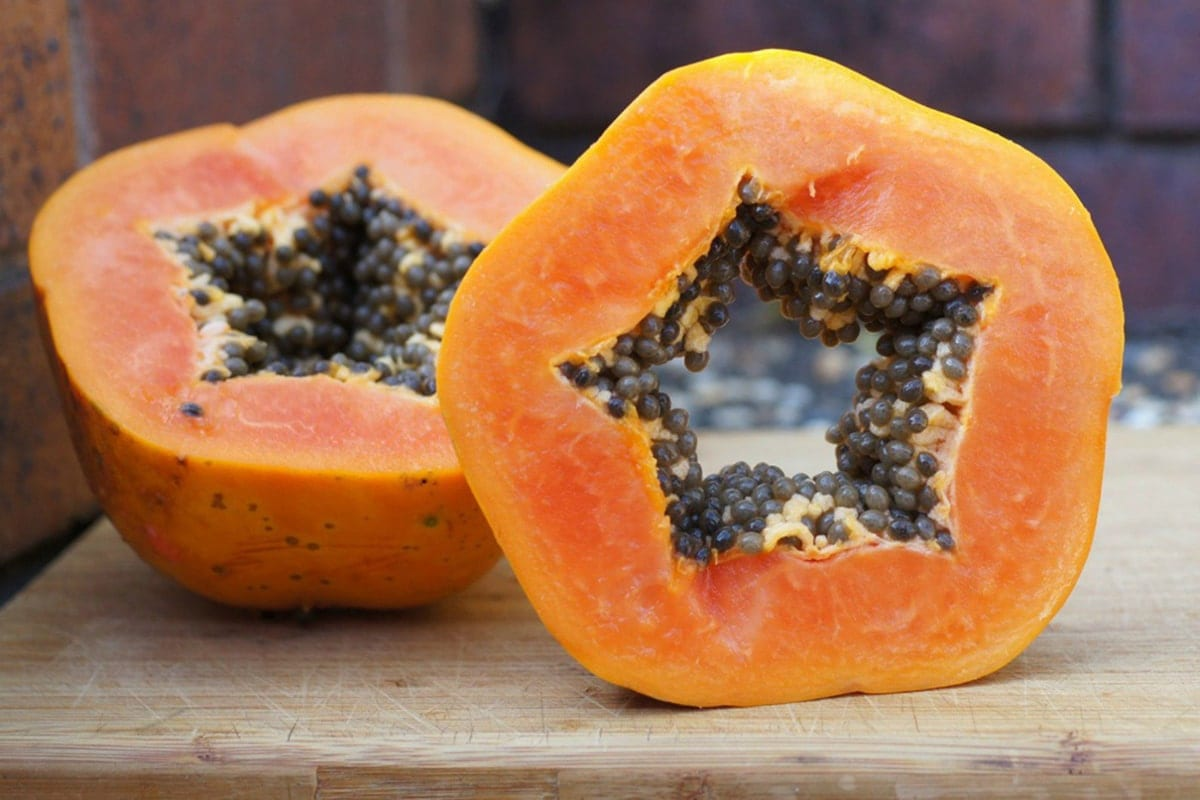 Papaya - The World's Healthiest Foods