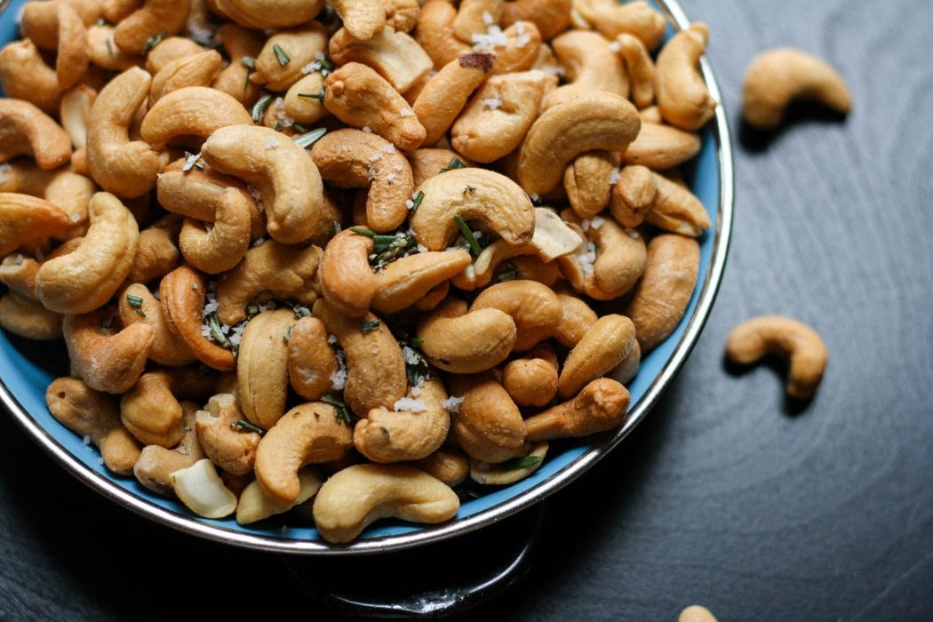 Beneficial properties of Cashews nuts