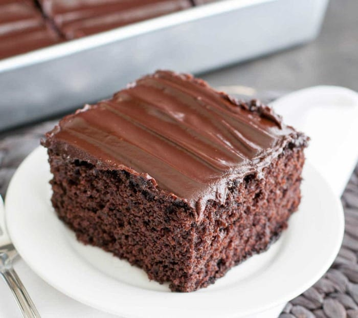 Real Chocolate Cake Real Temptation