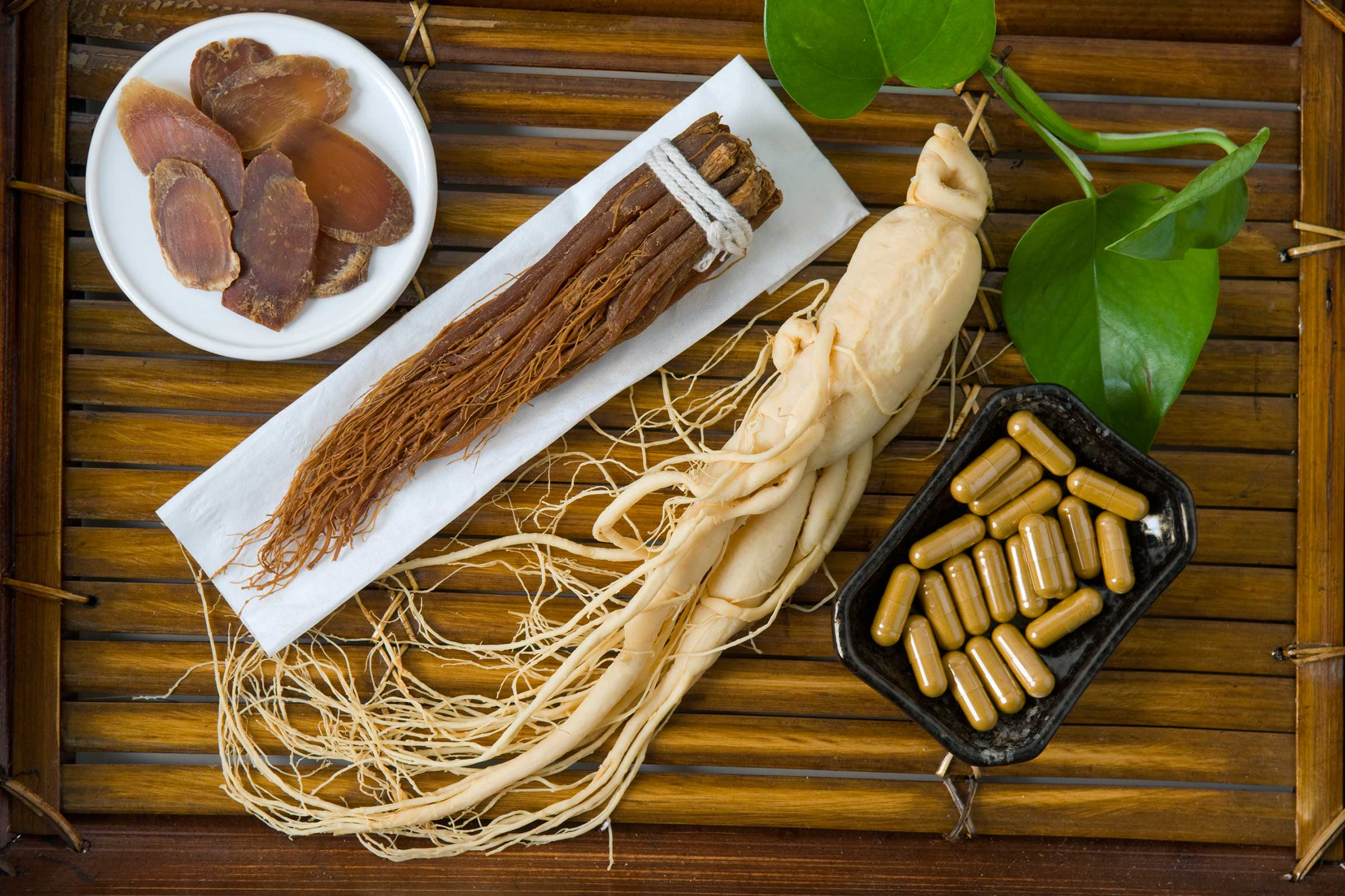 Healthy properties of Ginseng