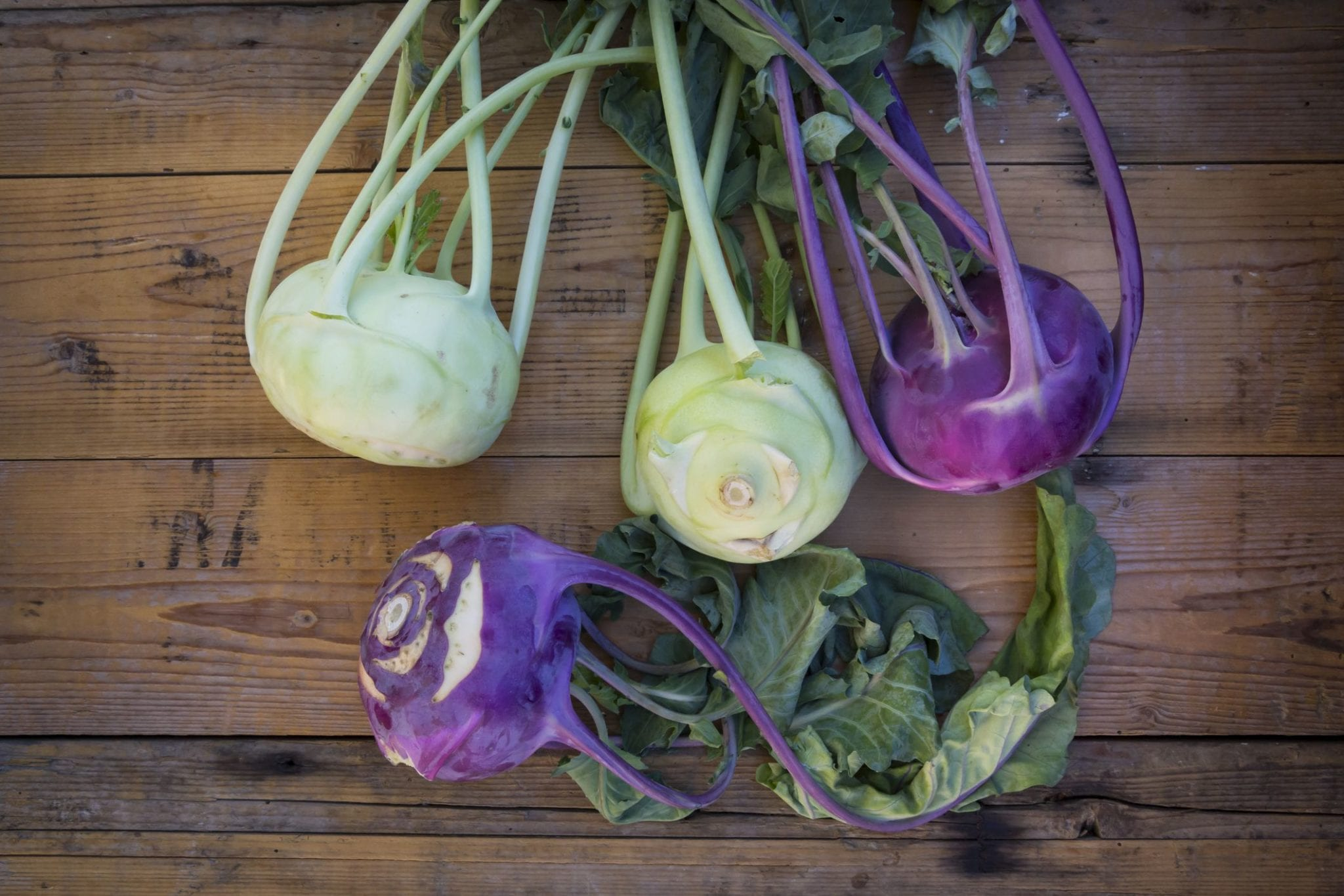 Incredible wholesome properties of Kohlrabi